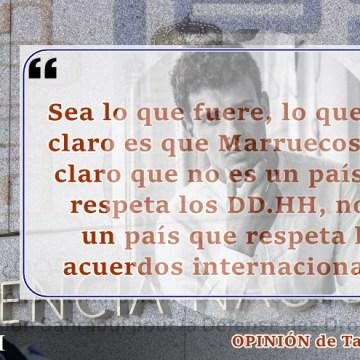 El Presidente Ghali desnuda al régimen del Majzén