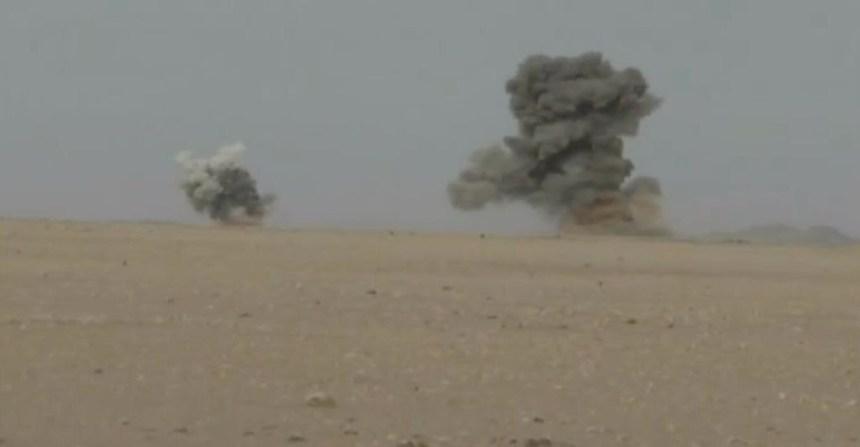 GUERRA EN EL SAHARA   Parte de Guerra Nº204