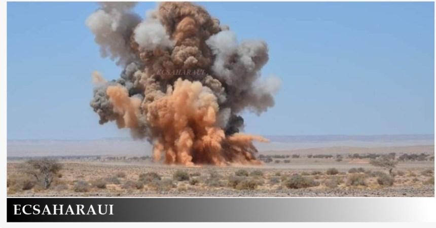 GUERRA EN EL SAHARA | Parte de Guerra Nº 211