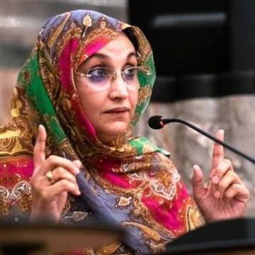 Aminetu Haidar denuncia el asedio y tortura que sufre Sultana Jaya, su familia y más activistas en las zonas ocupadas saharauis