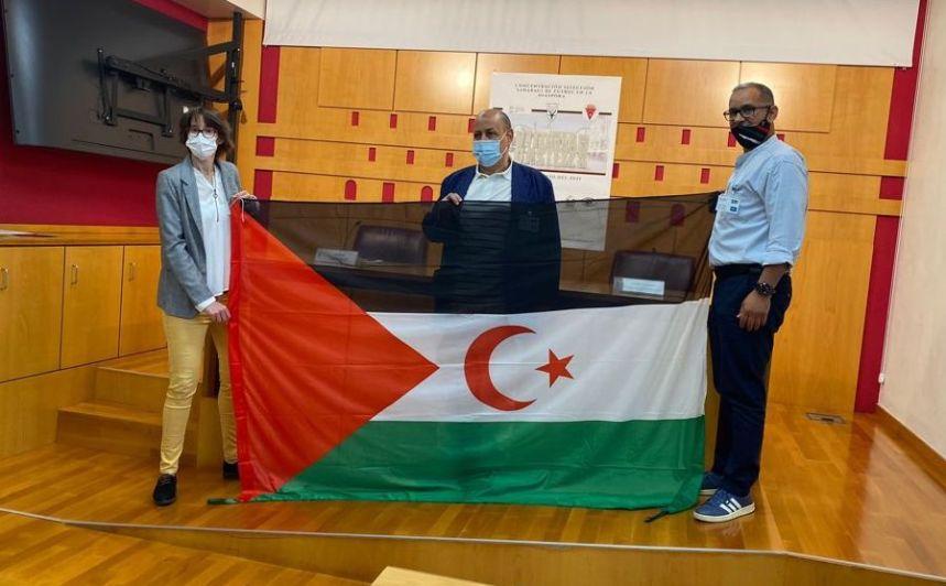 Selección de Futbol Saharaui en la Diaspora se concentrará en Vitoria-Gasteiz y se medirá con el club A.D.C. Abetxuko | Sahara Press Service