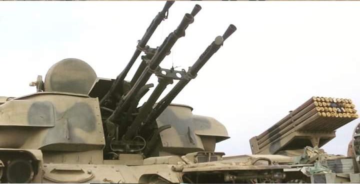GUERRA EN EL SAHARA | Parte de Guerra Nº214