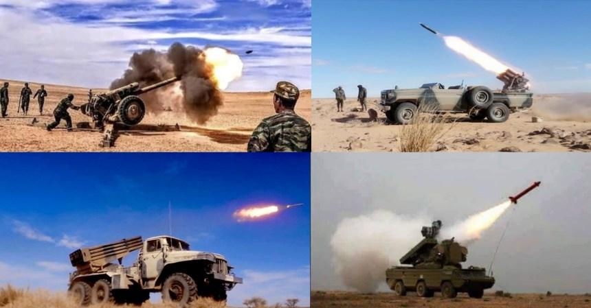 Las fuerzas de ocupación marroquíes no resisten a los embates del Ejército saharaui en Guelta y abandonan dos posiciones