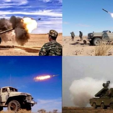 Las unidades del ELPS lanzan ataques concentrados contra los atrincheramientos de las fuerzas de ocupación marroquí   Sahara Press Service
