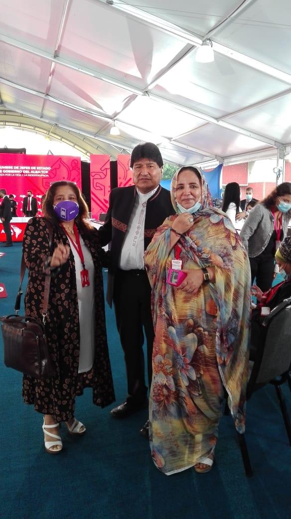 XIX Cumbre de jefes de Estado y de Gobierno de ALBA adopta manifiesto de apoyo a la causa saharaui | Sahara Press Service