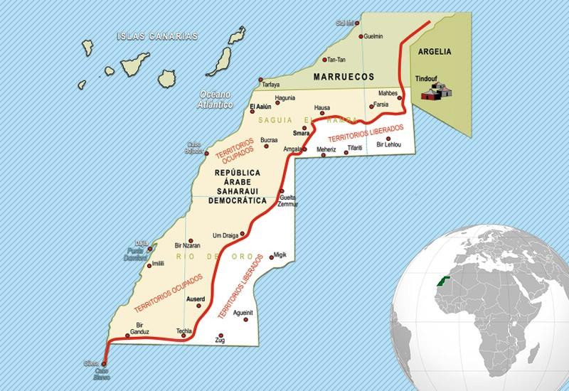 ¡ÚLTIMAS noticias – Sahara Occidental! 6 de junio de 2021