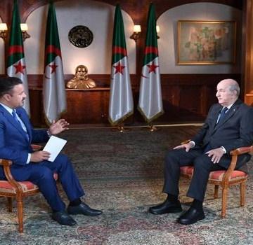 """Presidente argelino: """"No aceptaremos los intentos de imponer el estatus quo en el Sahara Occidental no importa las circunstancias"""""""