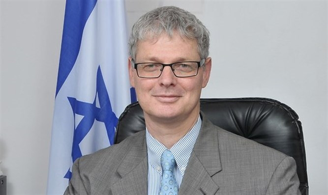 El director general del ministerio israelí de exteriores llega a Marruecos en una visita oficial