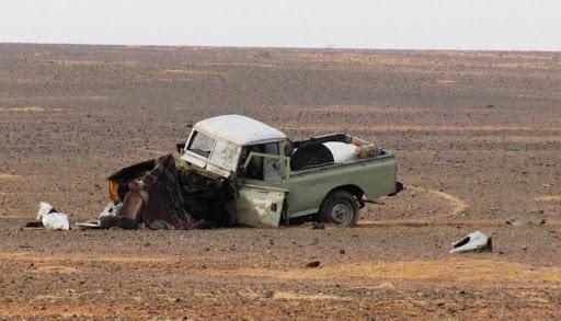 Herido grave un joven saharaui al explotar una mina en el Sáhara Occidental