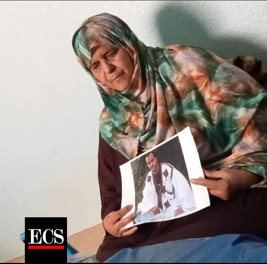 """""""¿Dónde está el preso político saharaui Mohamed Lamin Haddi? ¿Está con vida o le han asesinado?"""""""