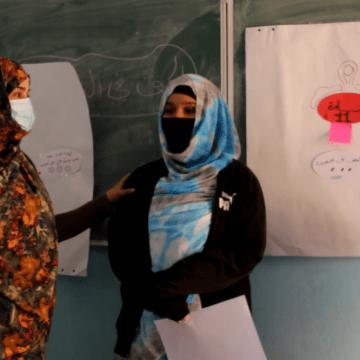 Jóvenes saharauis reivindican su derecho a la alimentación – Mundubat