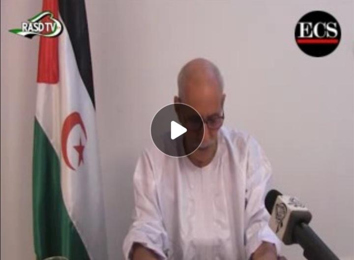 Discurso íntegro del presidente de la República Saharaui, Brahim Ghali, con motivo de Eid Al Adha 2021
