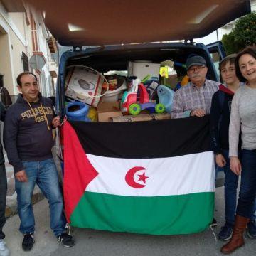 Amigos del Sáhara Libre promueve el envío de cestas de la compra al pueblo saharaui   Radio Linares   Cadena SER