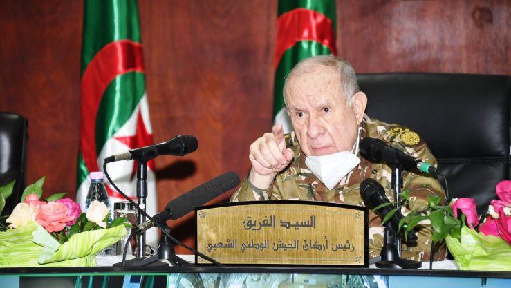 Jefe del ejército argelino: «Argelia no permitirá una situación de hechos consumados en el Sáhara Occidental»