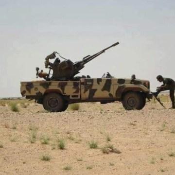 El Ejército saharaui informa de grandes destrozos en una base marroquí tras ser bombardeada