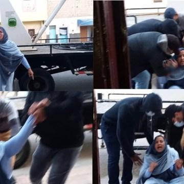 Nueva agresión marroquí contra la activista saharaui Sultana Jaya y su madre