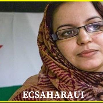 La policía marroquí asalta, la madrugada de este domingo, la casa de la activista saharaui Sultana Jaya… sigue la represión y violencia