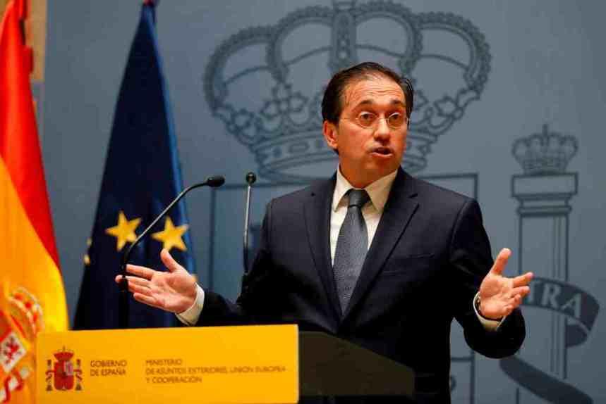 Julio saharaui: El ministro de Exteriores habla de Derechos Humanos…para Cuba, Venezuela y Nicaragua   Contramutis