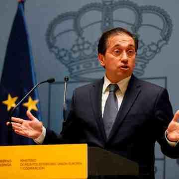 Julio saharaui: El ministro de Exteriores habla de Derechos Humanos…para Cuba, Venezuela y Nicaragua | Contramutis