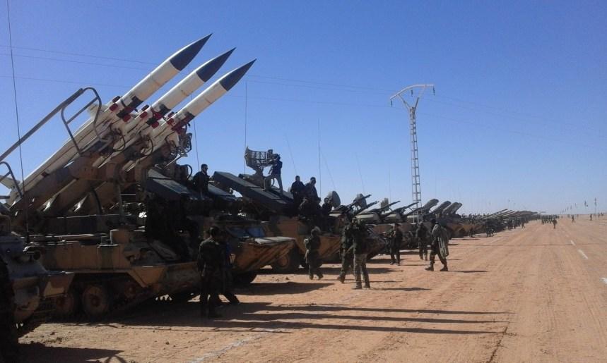 Las unidades del ELPS intensifican sus ataques contra las fuerzas de ocupación en los sectores de Mahbes, Auserd, Farsía, Smara y Bagari   Sahara Press Service