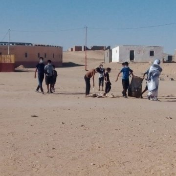 'Vacaciones en Paz' se reorienta para seguir atendiendo a menores de los Campamentos de Refugiados Saharauis