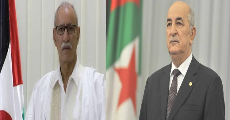 El Presidente de la República expresa sus condolencias a su homólogo argelino por las víctimas de los incendios forestales | Sahara Press Service