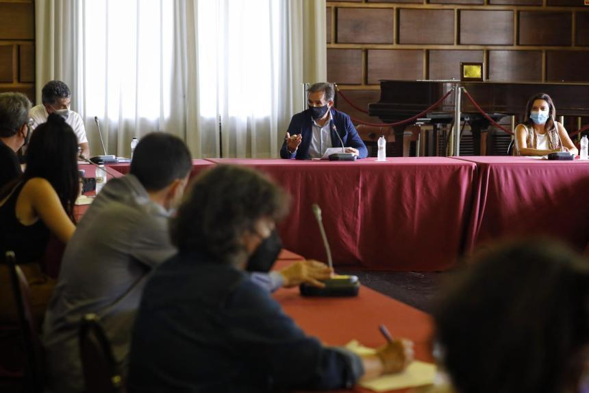 La Comisión del Ayuntamiento de Zaragoza sobre el Sáhara Occidental se reúne para recabar información sobre la situación de los campamentos de refugiados | Sahara Press Service