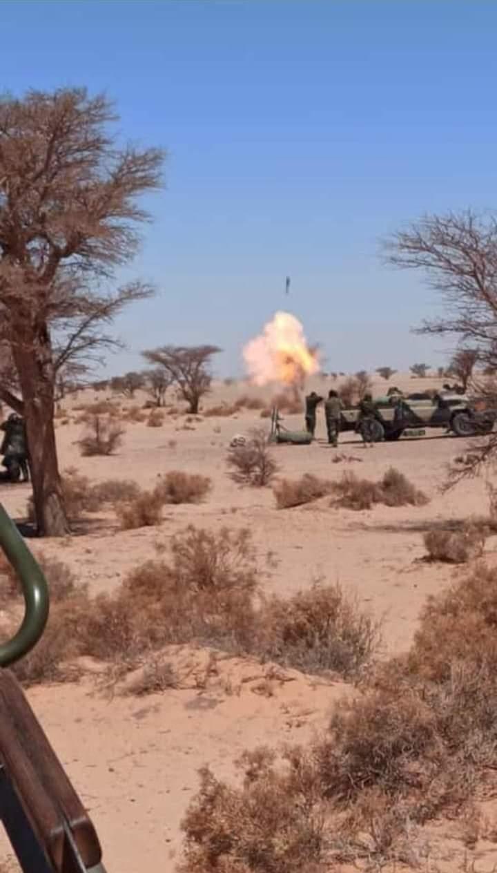 Defensa saharaui reivindica bajas a Marruecos en ataques contra posiciones de las FAR