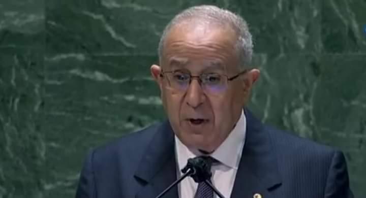 Argelia reivindica en la Asamblea General el «imprescriptible» derecho del pueblo saharaui a la autodeterminación