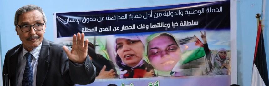 El Frente Polisario lanza campaña internacional para proteger a Sultana Jaya y su familia
