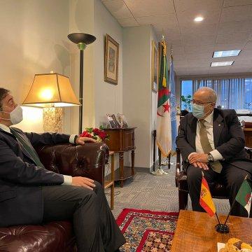 España considera a Argelia como un «vecino y amigo»