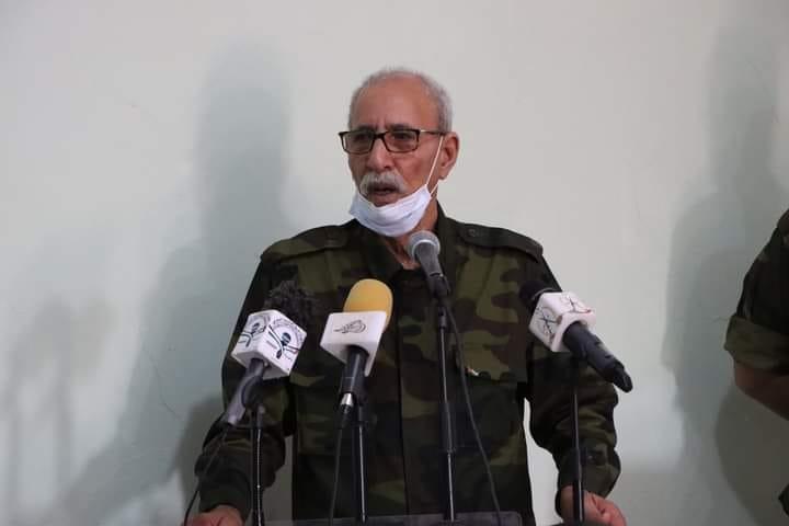 Brahim Ghali llama a sumarse al Ejército Saharaui para escalar la lucha armada