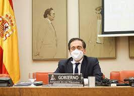 El ministro Albares evita responder si España modificará su postura sobre el Sáhara | Contramutis