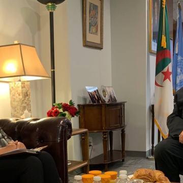 Washington apprécie les efforts de l'Algérie en faveur de la paix et la sécurité régionales | Radio Algérienne