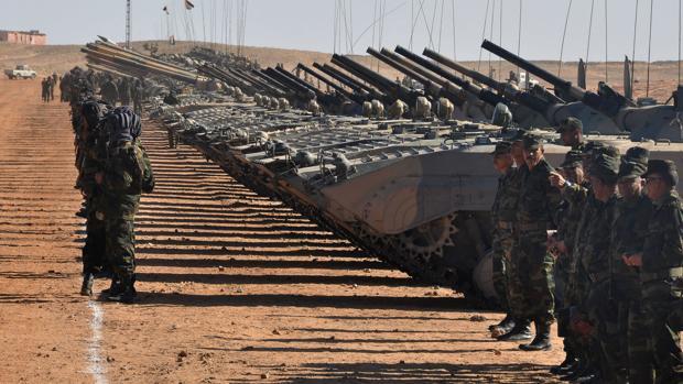 Washington Post: Los ataques del Ejército saharaui impusieron una nueva realidad en la región, y Marruecos no está preparado para la guerra