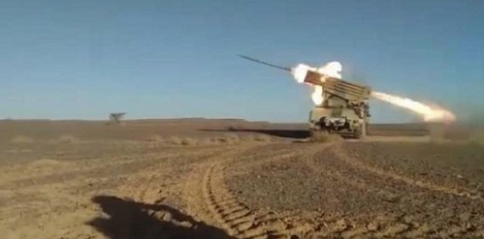 GUERRA EN EL SAHARA | Parte de Guerra Nº 302