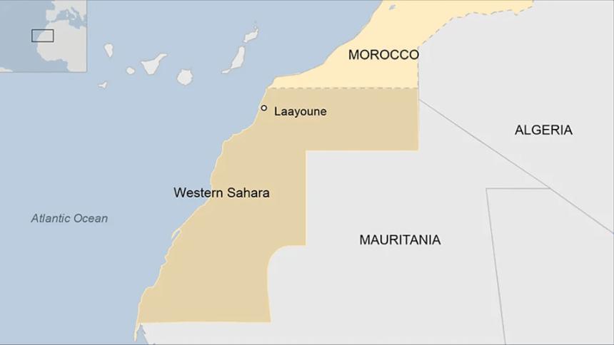 La BBC dedica al Sáhara un post especial y retira de su página web un mapa ilegal de Marruecos que incluía el Sáhara Occidental