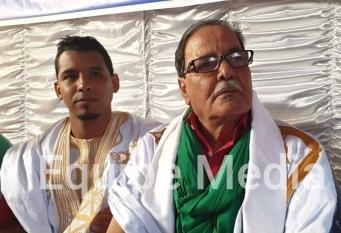 Muere por COVID-19 Mbarek Daoudi, el hombre que fue perseguido por desvelar una fosa común de civiles saharauis   Contramutis