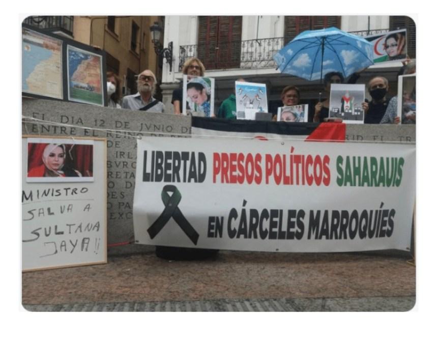 Denuncian la insensibilidad del ministro de Exteriores ante la gravedad de Sultana Jaya, activista saharaui enferma de COVID-19