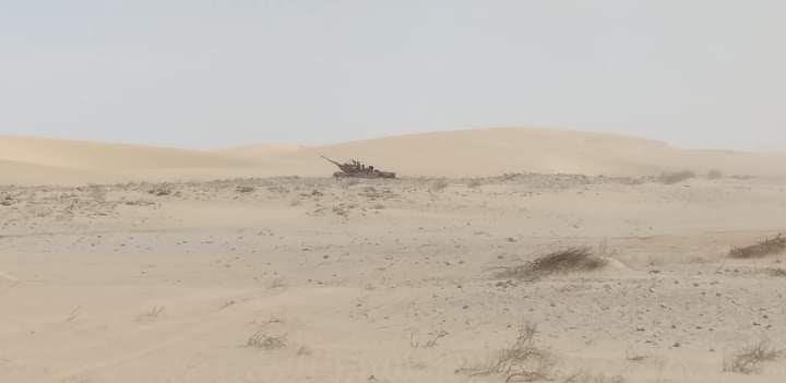 La defensa saharaui informa del bombardeo de una base marroquí al norte del Sáhara Occidental
