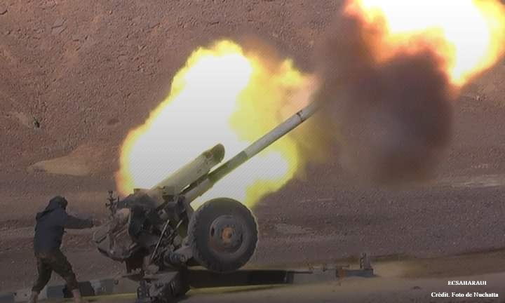 Guterres da vía libre a la escalada militar en el Sáhara Occidental