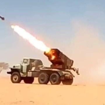 Nuevos ataques del ELPS contra las posiciones de las fuerzas de ocupación marroquí | Sahara Press Service