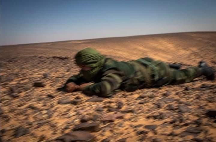 Díez meses de guerra en el Sáhara Occidental y más de 1.500 bombardeos contra posiciones marroquíes