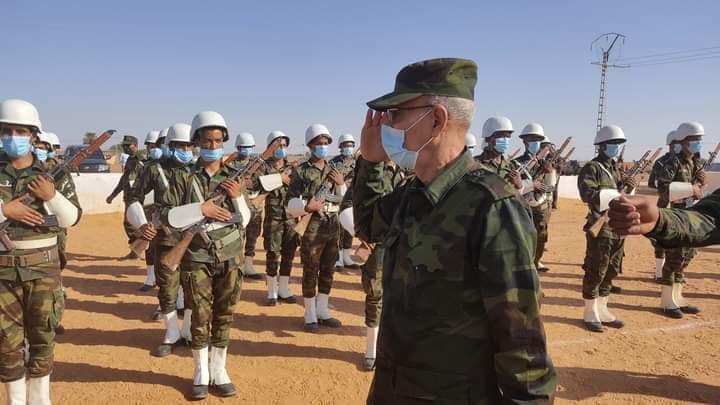 Presidente saharaui: «el muro marroquí no detendrá la guerra»