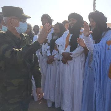 El Pueblo Saharaui conmemora hoy los 46 años de la Unidad Nacional