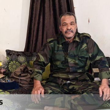 Un militar saharaui herido en los combates con Marruecos: «Nos bombardeó un dron»