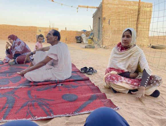 Sahara occidental. Au pied du mur de sable, un cri de liberté dans le fracas des armes   L'Humanité