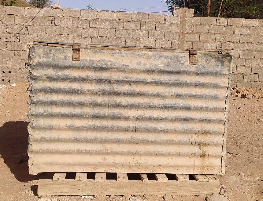 Toca abrir el baúl de los recuerdos saharaui – Posos de anarquía,David Bollero