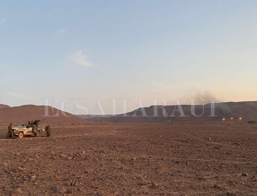 Muere el segundo soldado saharaui que quedó herido tras el ataque aéreo marroquí en el que murió su compañero