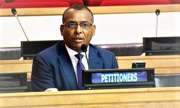 El Frente POLISARIO afirma que la paz en la región sólo es posible con la descolonización del territorio del Sahara occidental | Sahara Press Service